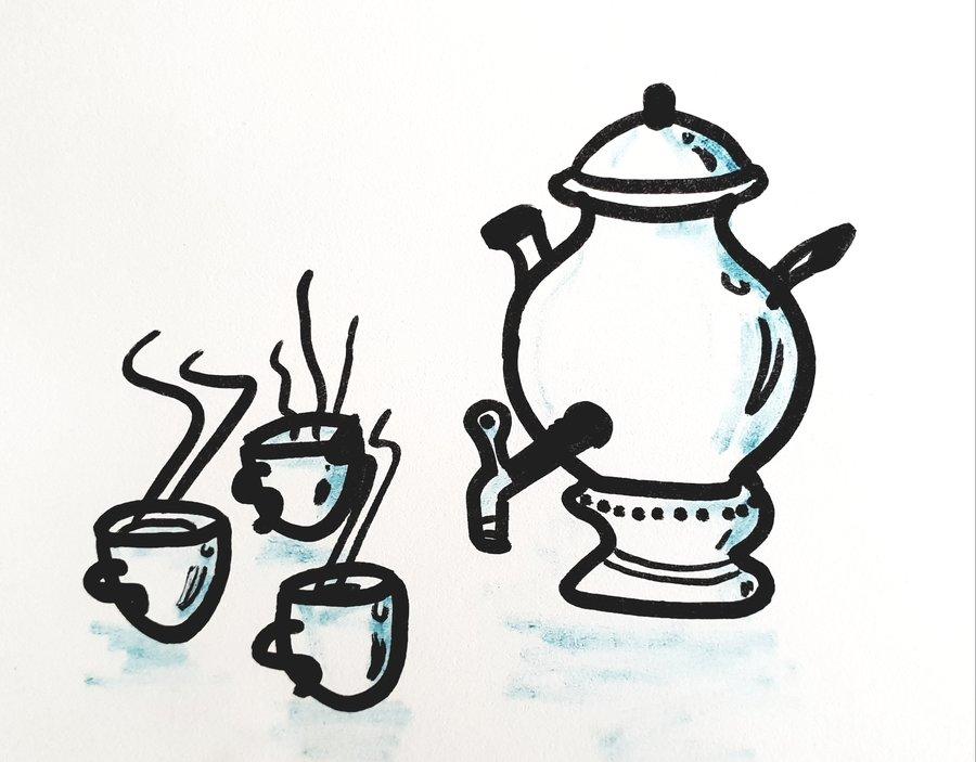 Teesamowar