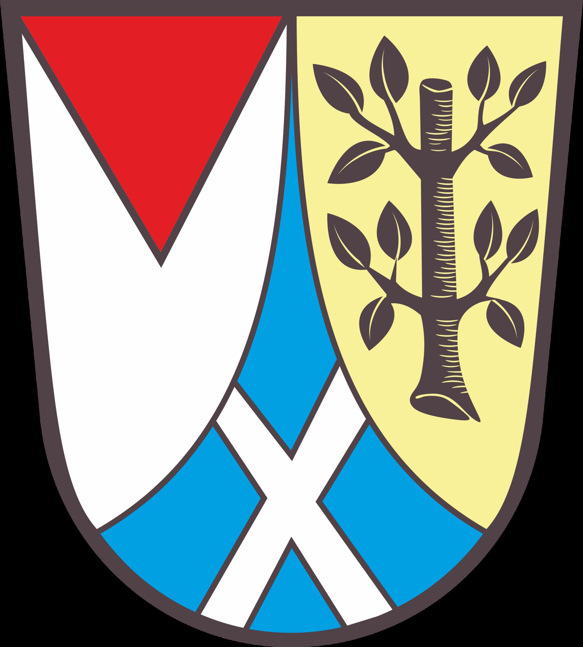 Wappen der Gemeinde Haarbach