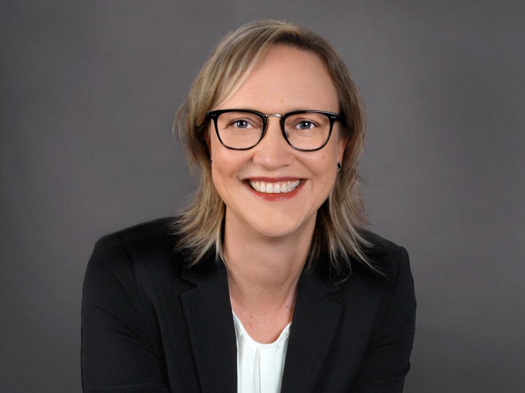 Viviane Brunne, Vorsitzende VDBIO