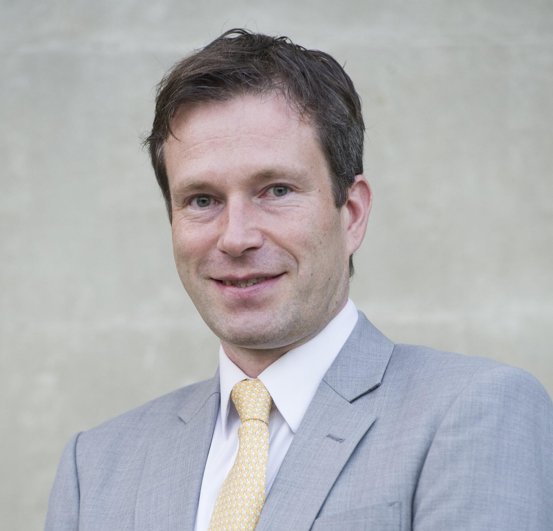 Frank Moser, stv. Vorsitzender VDBIO