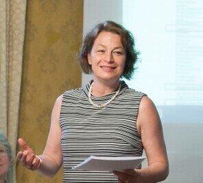 Annika Schwenk, stv. Vorsitzende VDBIO