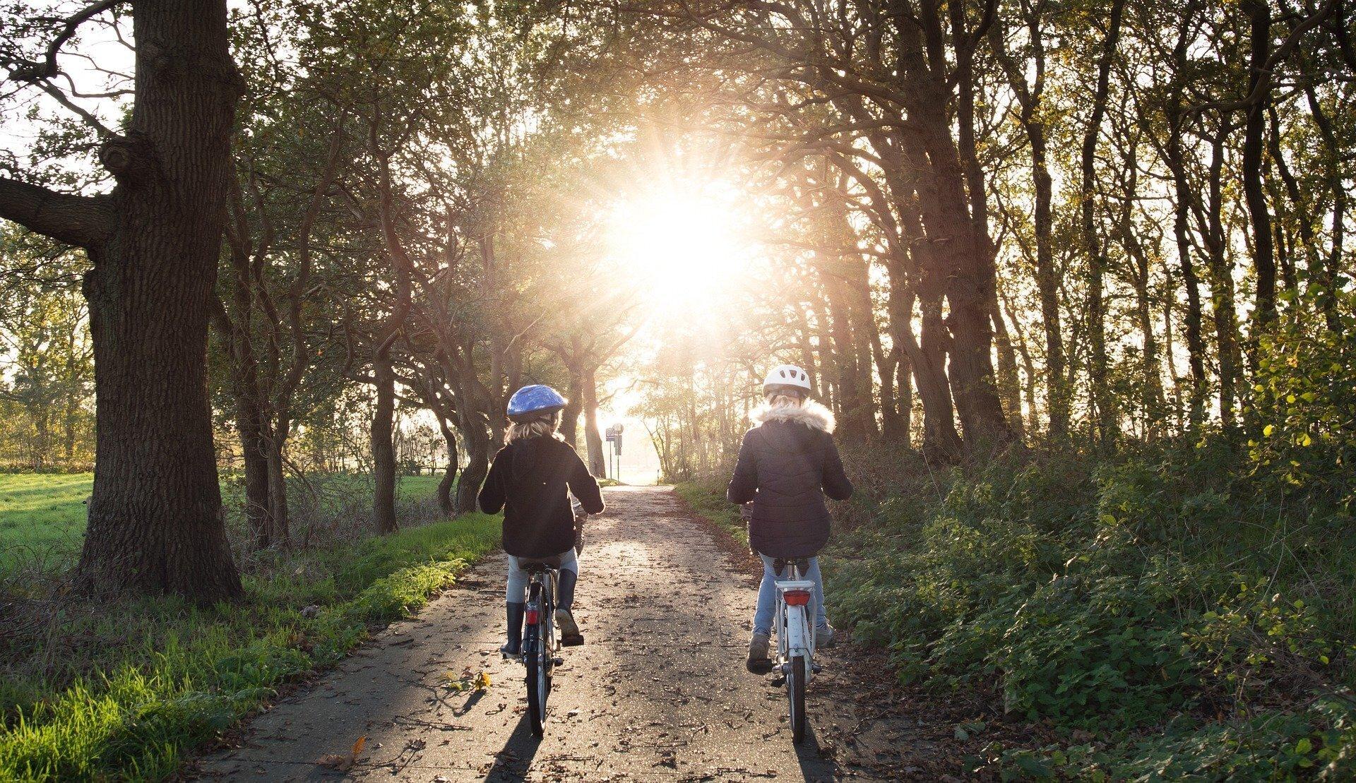 kinder-radfahren