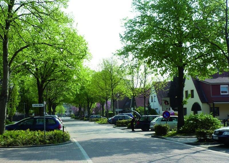 2015 Am Eichholz - Ecke Lutherallee