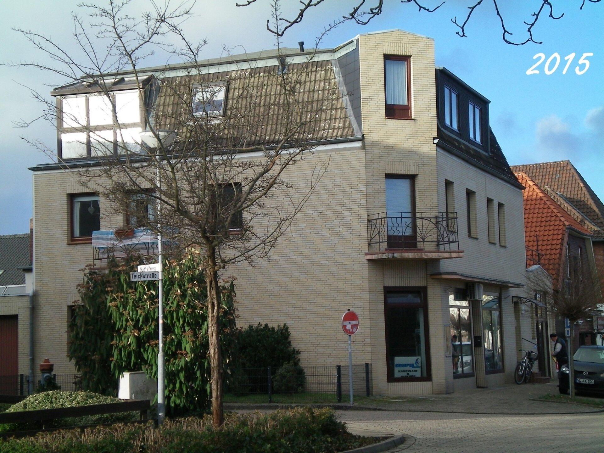 Lutherallee 1 - Ecke Mittelweg 2015