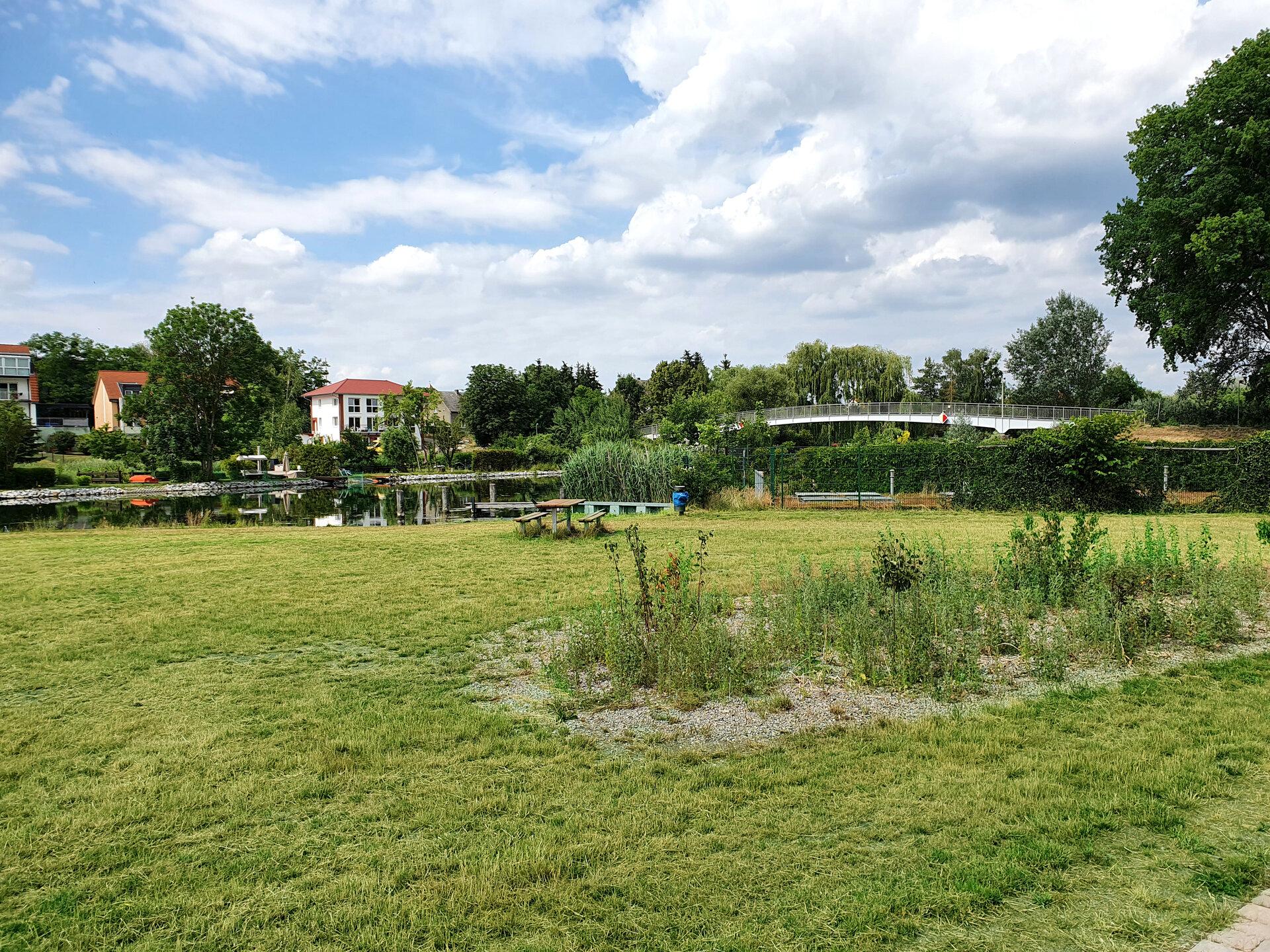 Biwakplatz am Mühlenfließ