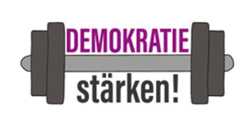 Bild zeigt Demokratie-Hantel
