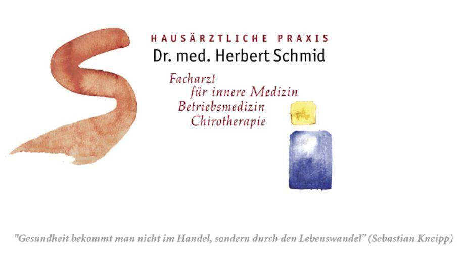 Logo Dr. Schmid