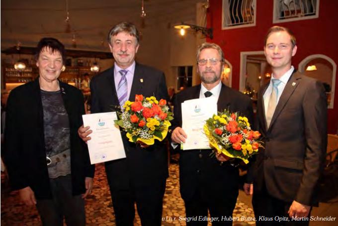 Bürgerpreisverleihung Februar 2019