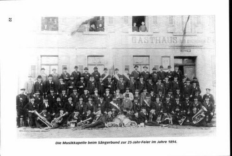 25-Jahr-Feier 1894