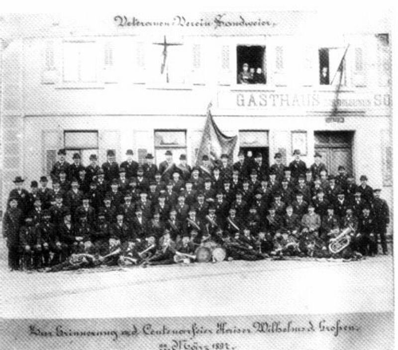 Kameradschaftsbund 1899