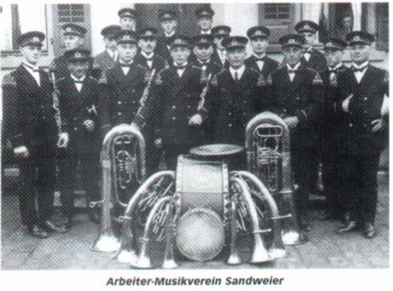 Arbeitermusikverein 1921