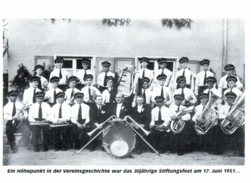 Stiftungsfest 1951