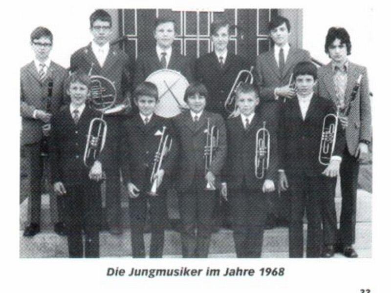 Jungmusiker 1968