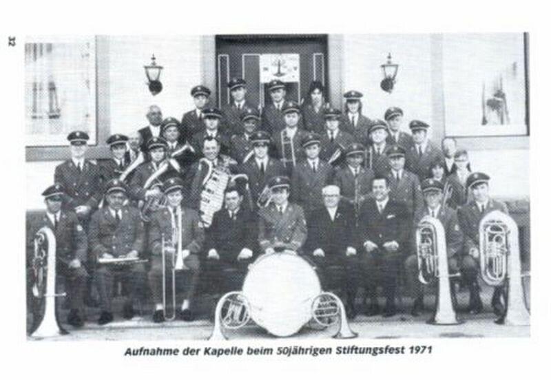 Jubiläum 1971