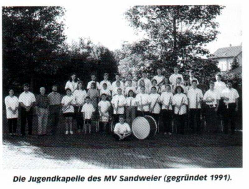 Jugendkapelle 1992