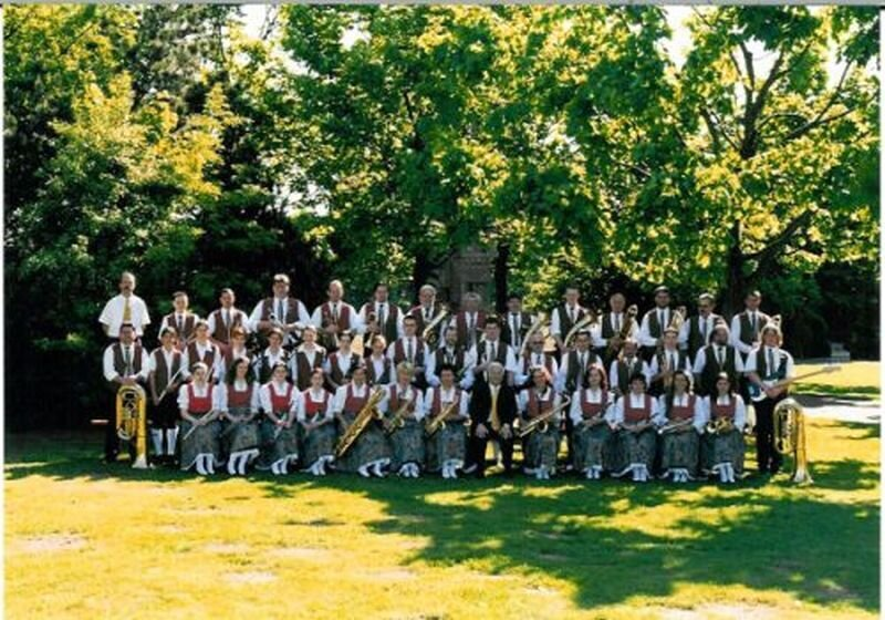 Musikkapelle 2001