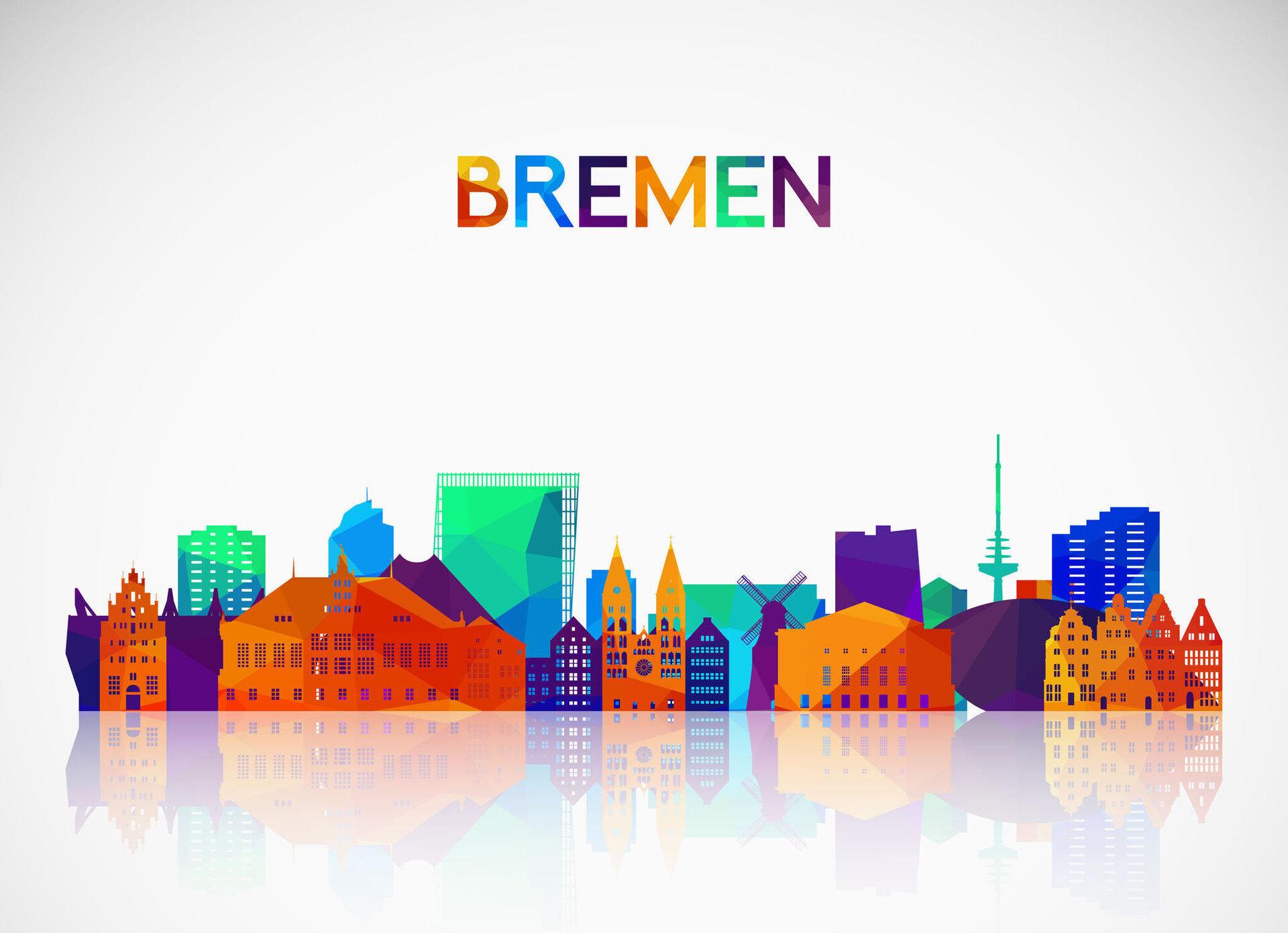 Skyline von Bremen