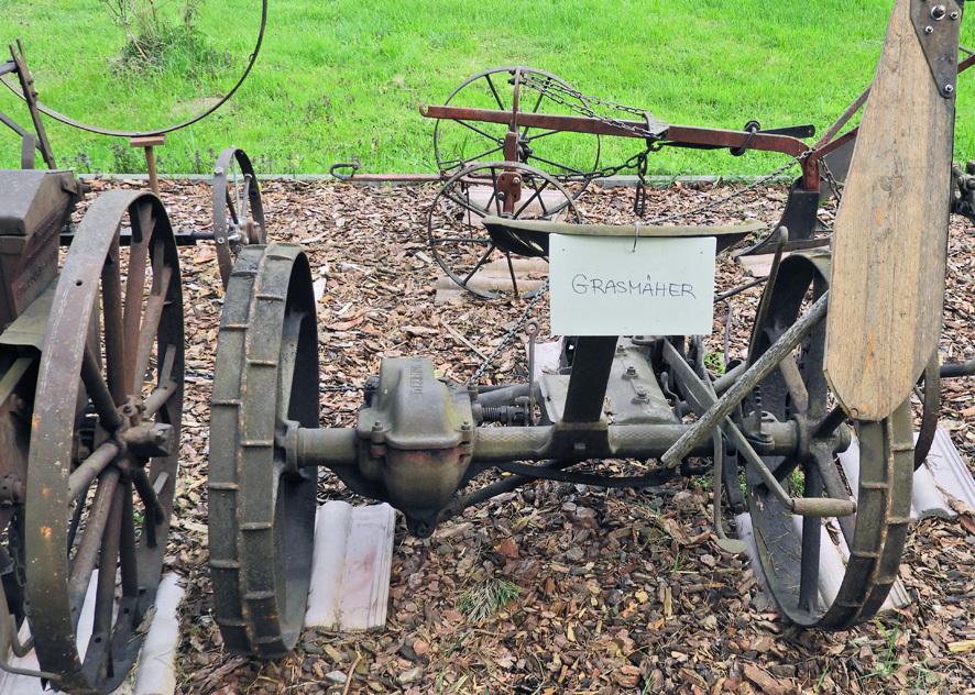 Grasmäher 2