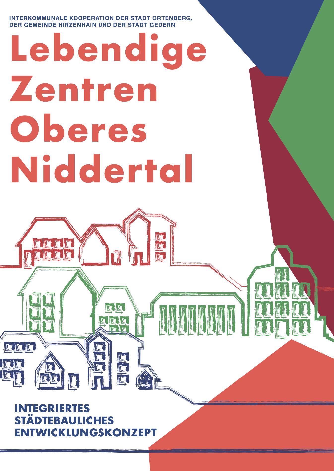 Lebendige Zentren Oberes Niddertal