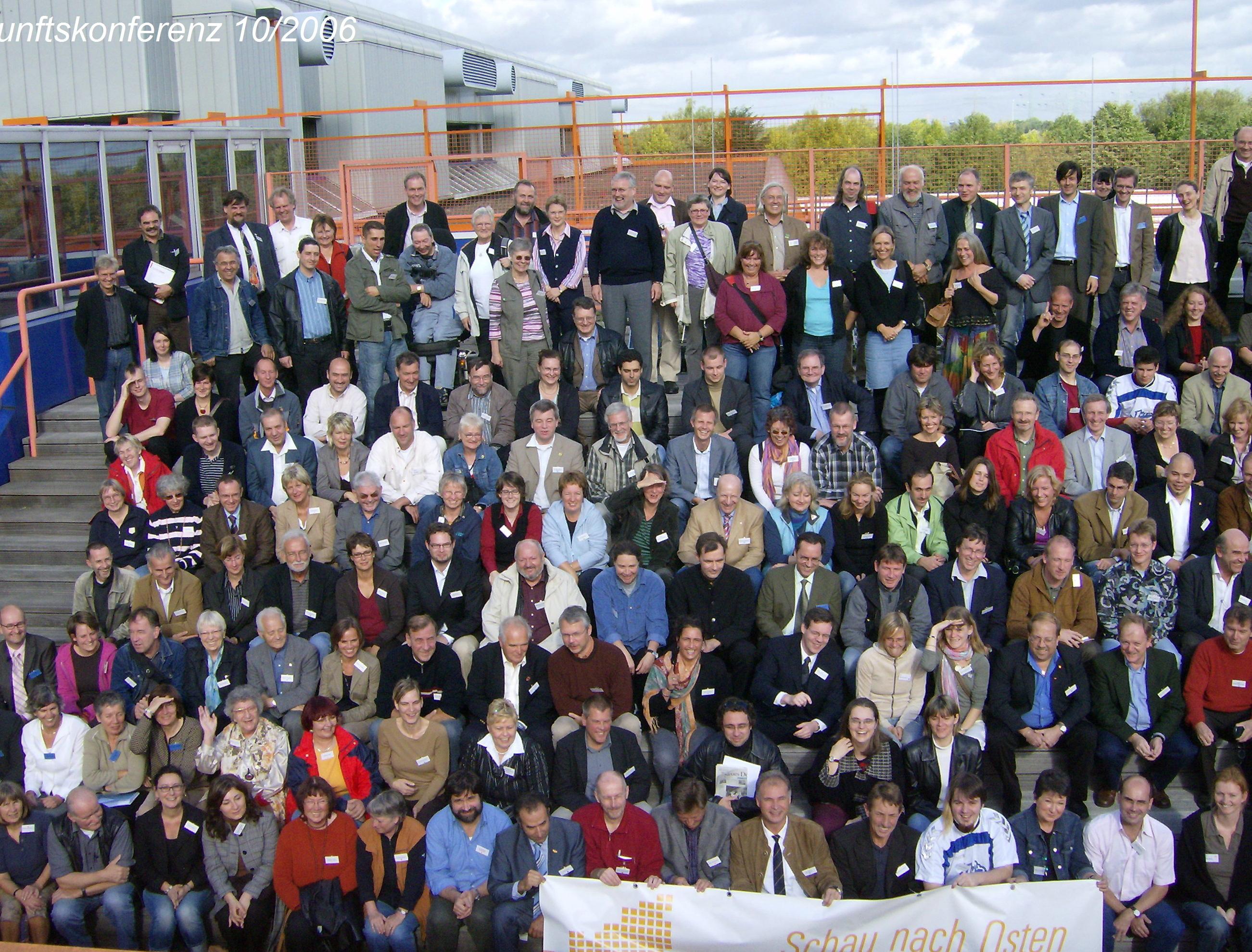 Zukunftskonferenz2006