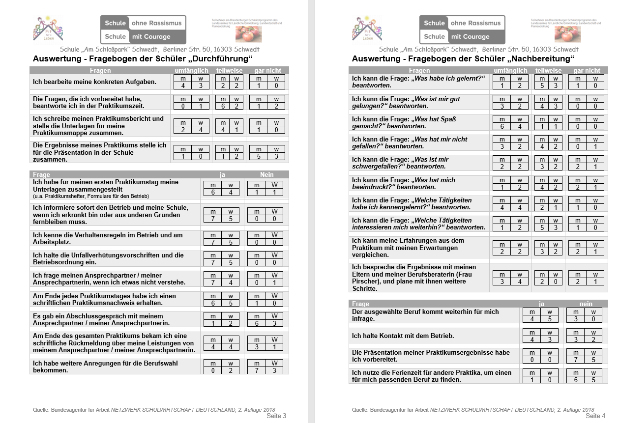 Evaluation Schüler Seite 2