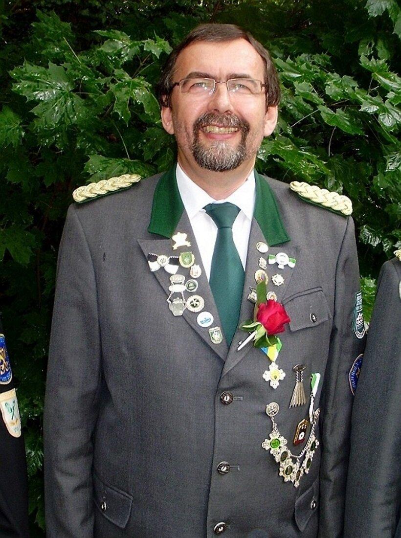 Vize-Präsident
