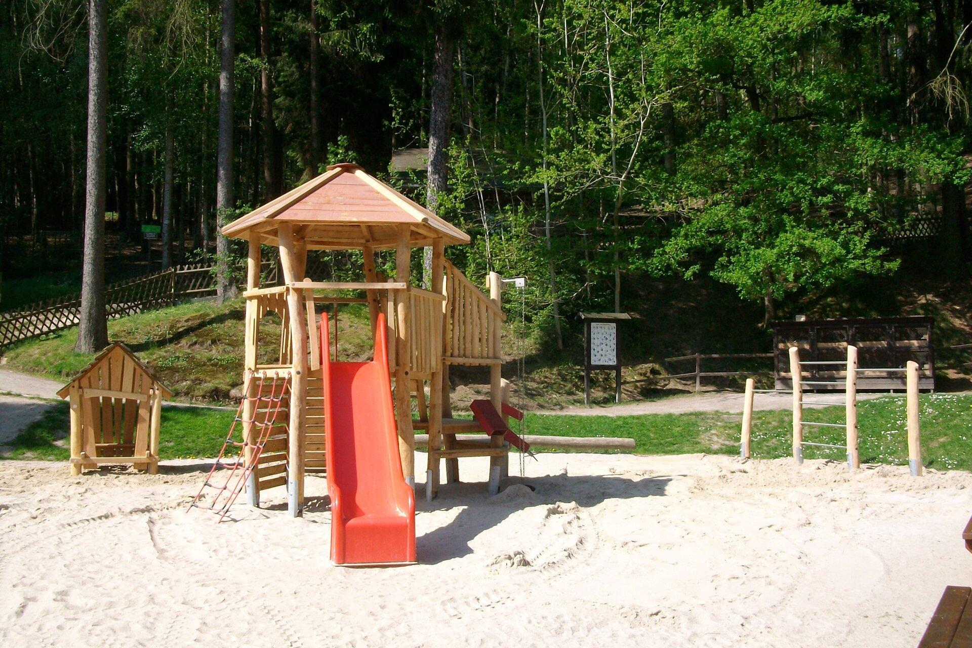 Spielplatz Köbe