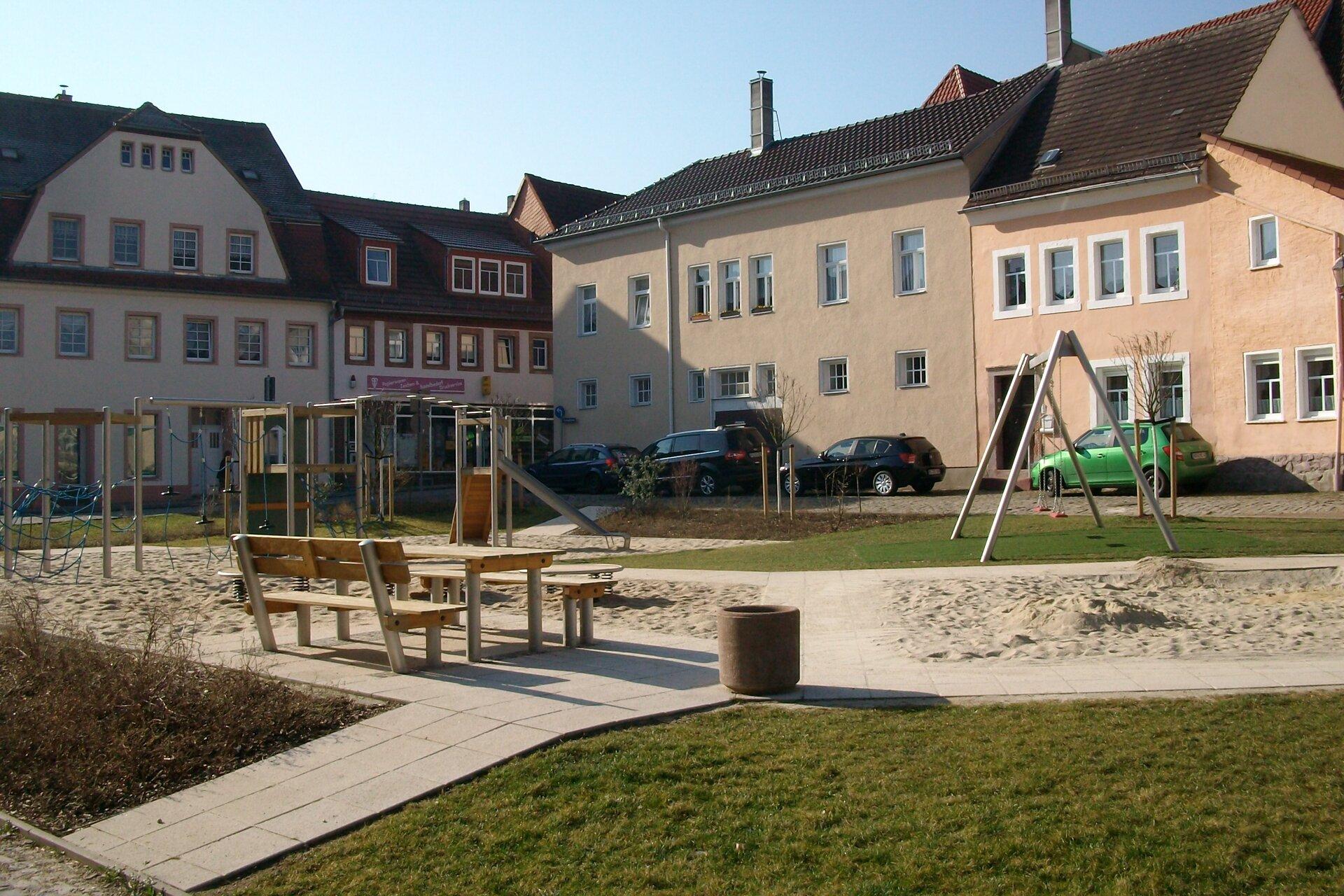 Spielplatz Rathaus