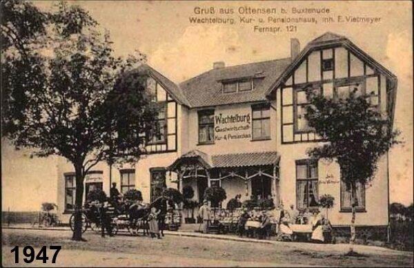 1947 Kurhotel Wachtelburg