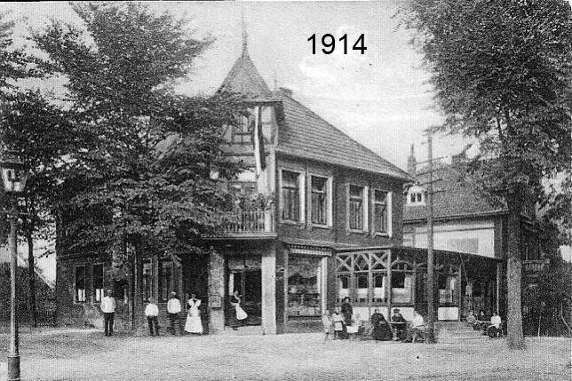 1914 Kaffeehaus Port