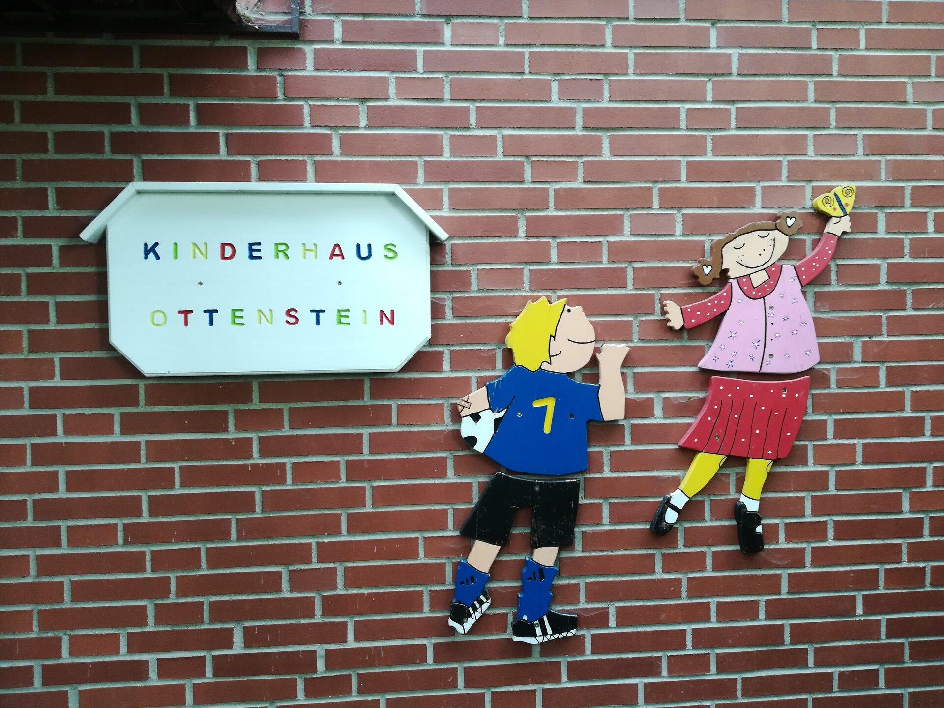 Willkommen im Kinderhaus!