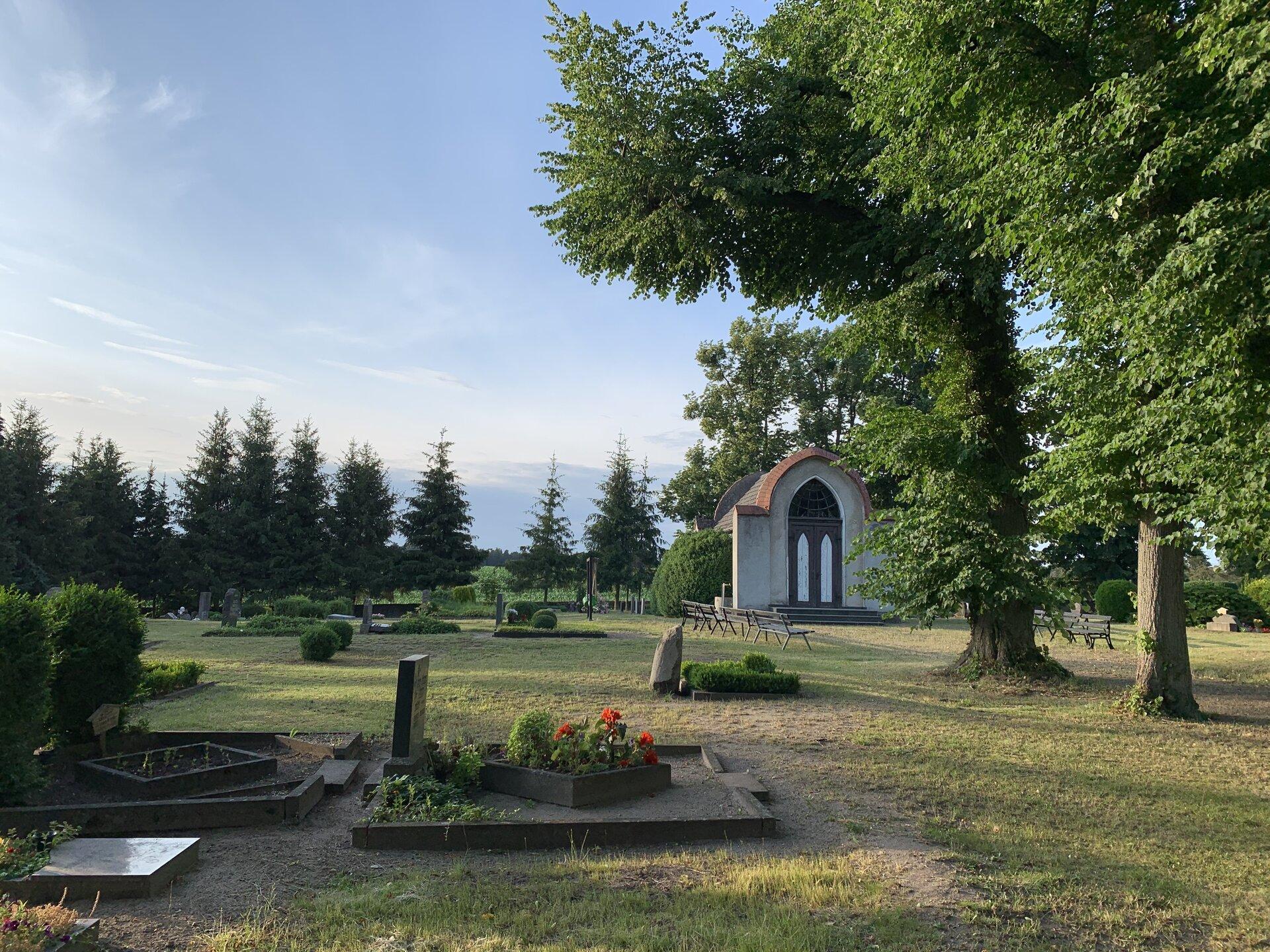 Friedhof Boitzenburg