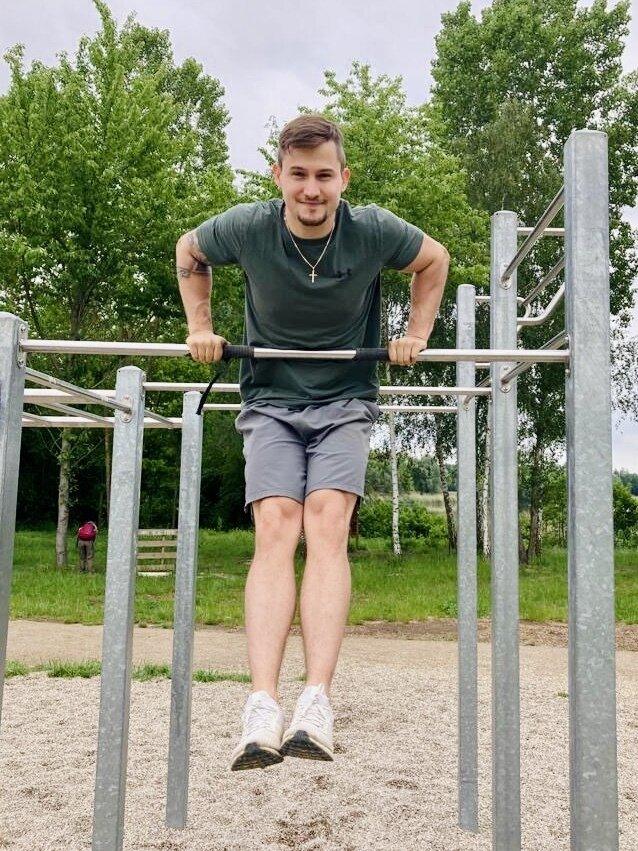 Lucas Schmidt Fitnesstrainer