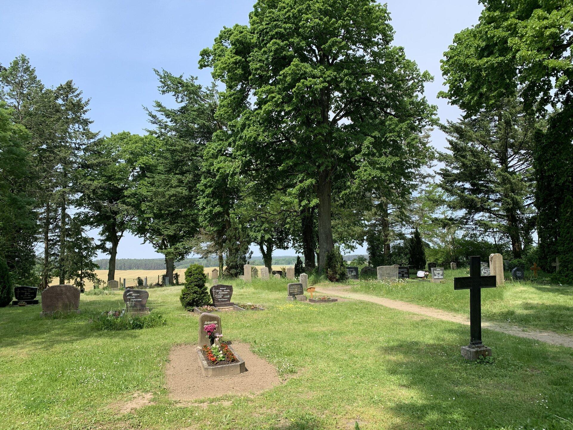 Friedhof Thomsdorf