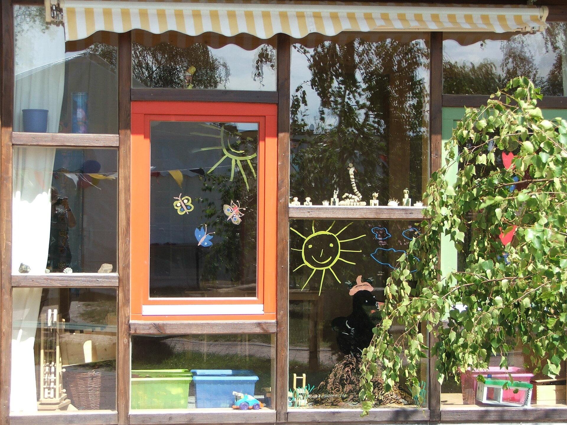 Kitafenster