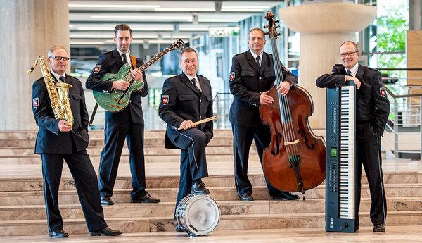 Jazz-Combo Polizeiorchester Niedersachsen