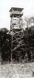 Der erste Turm