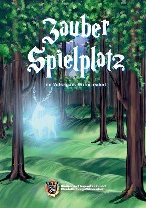 Zauberspielpltz Folder Skizzen Titelbild