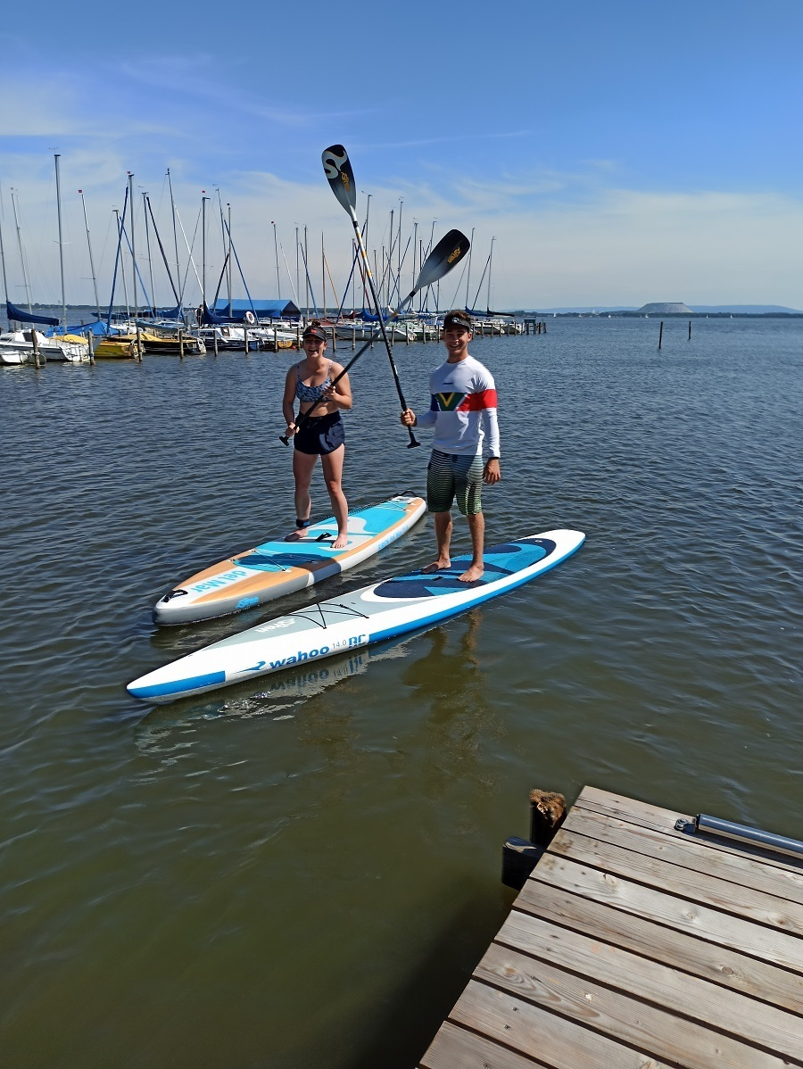 SUP in Mardorf