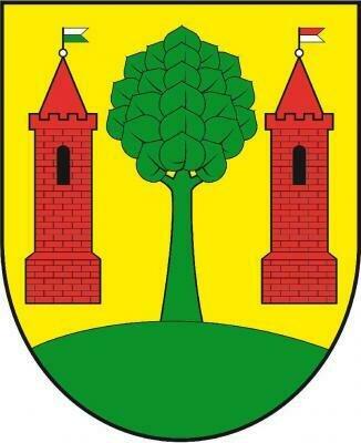 Wappen der Stadt Brück