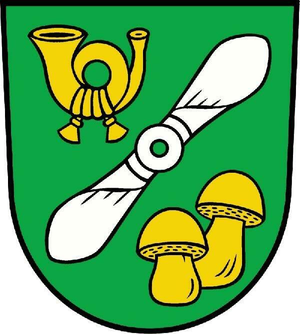 Logo der Gemeinde Borkwalde