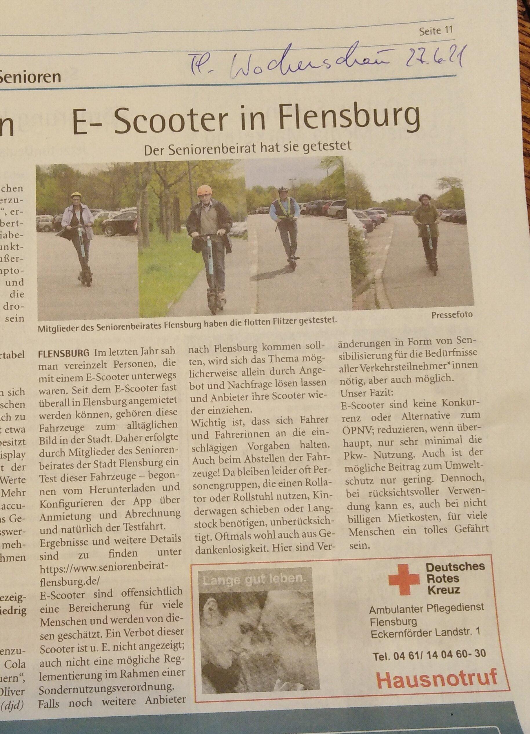 Flensburger Wochenschau