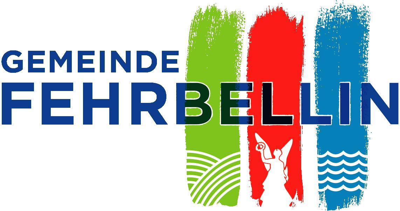 Neues Logo der Gemeinde Fehrbellin (2021)