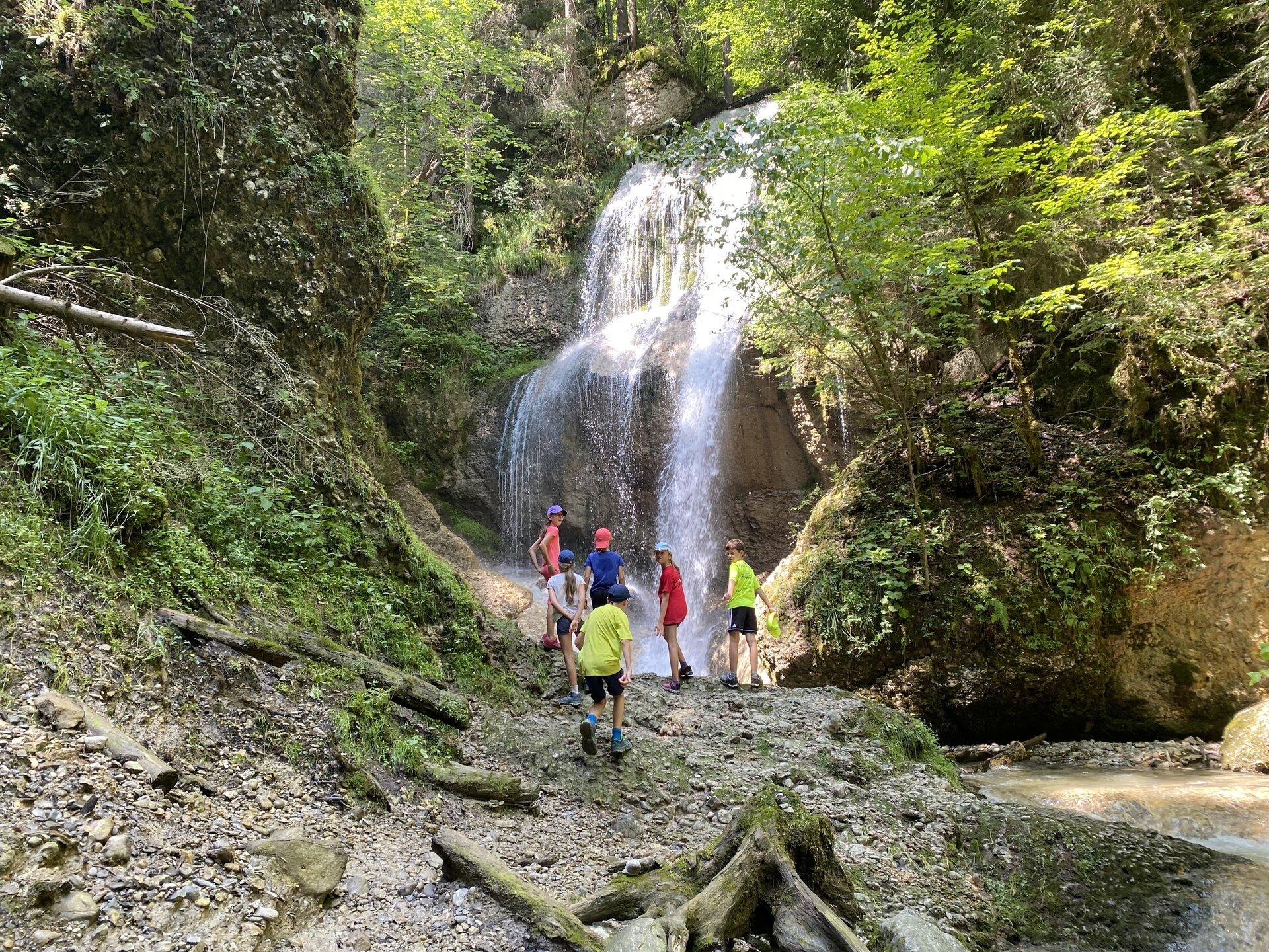 Niedersonthofener Wasserfall
