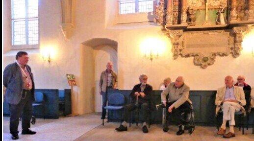 Kirchenführung in der Bad Essener St.
