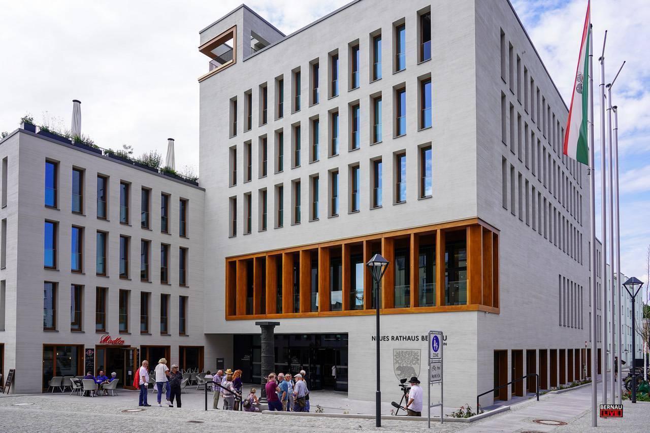 Neues Rathaus Bernau