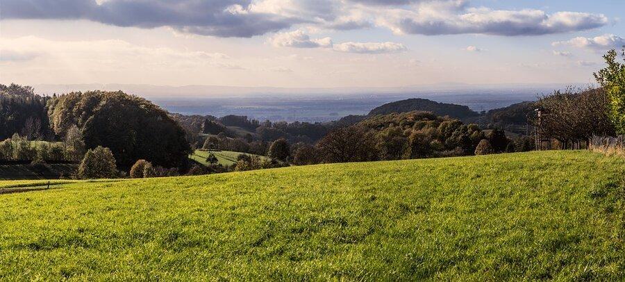 Foto: Landschaft Odenwald, pixabay
