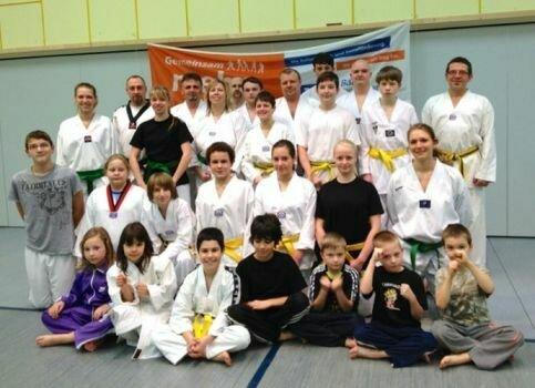 taekwondokinder