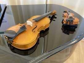 Die Geige - bitte klicken!