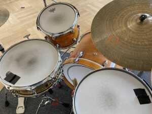 Das Schlagzeug - bitte klicken!